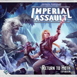 Star Wars : Imperial Assault – Return to Hoth Campaign